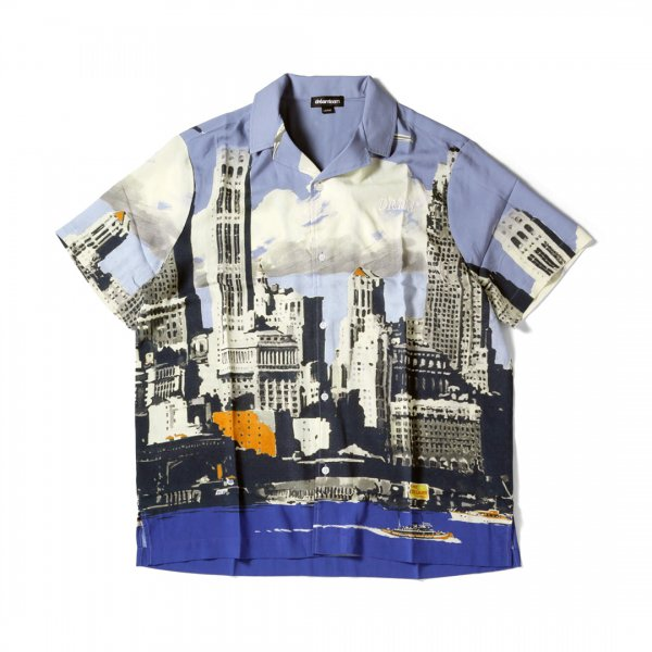 Vintage NYC Short Sleeve Shirt