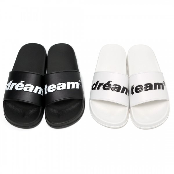 dreamteam Logo Shower Sandals
