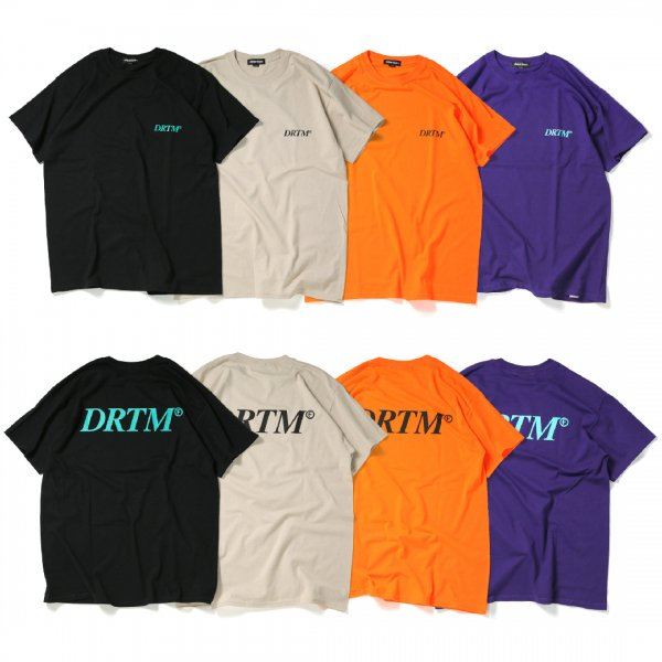 DRTM Logo T-SHIRTS (New Color)