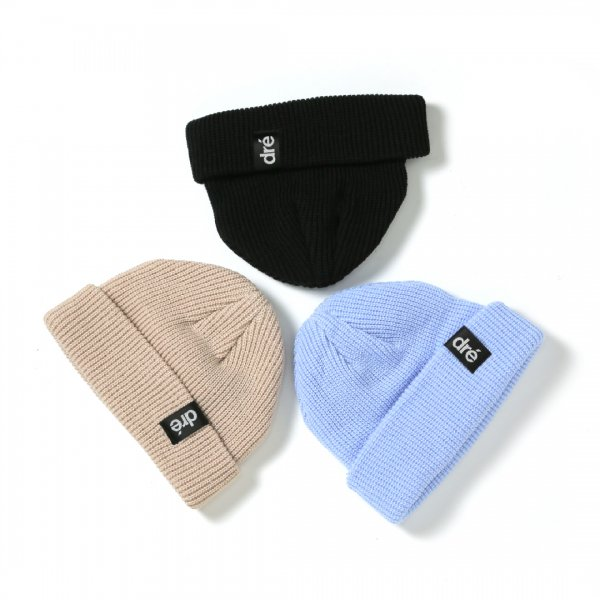 2Way Short Beanie