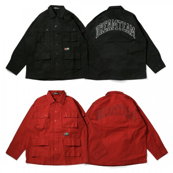 dream Cotton Work Jacket