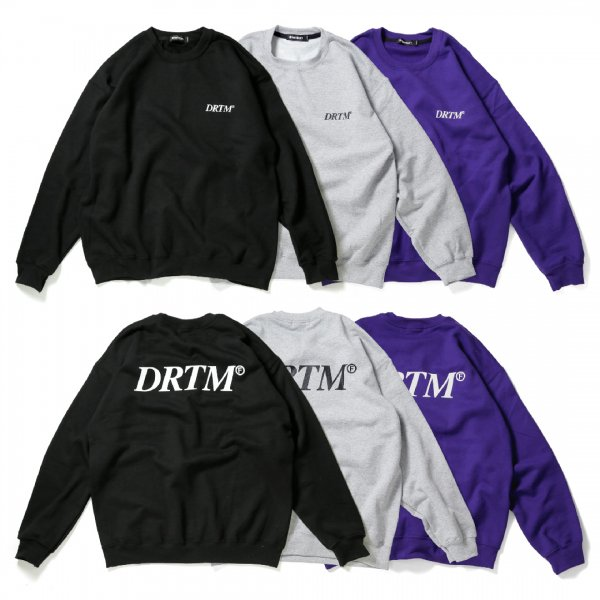DRTM Logo Crewneck Sweat