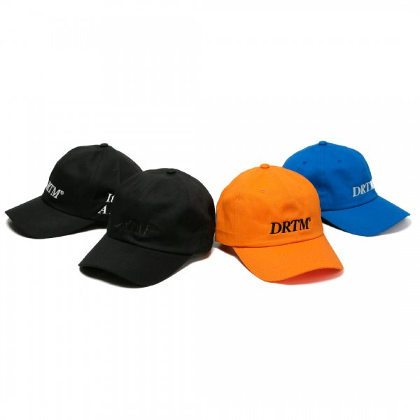 "DRTM Logo Six Panel Cap ""New Color & Restock"""