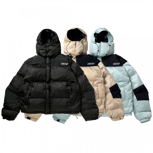 dreamteam Hooded Puffy Jacket