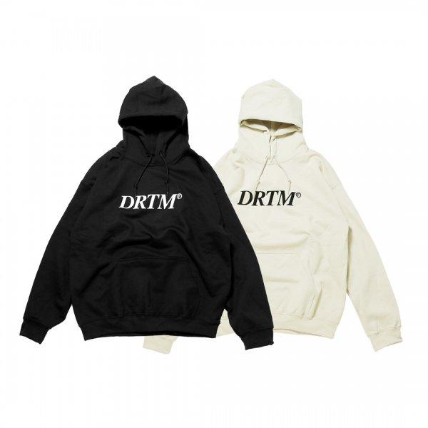 DRTM Logo Flock Print Pullover