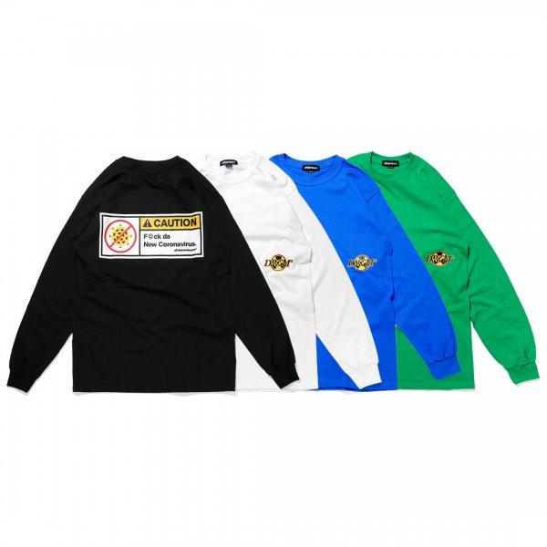 F@ck Da Coronavirus LS T-Shirts