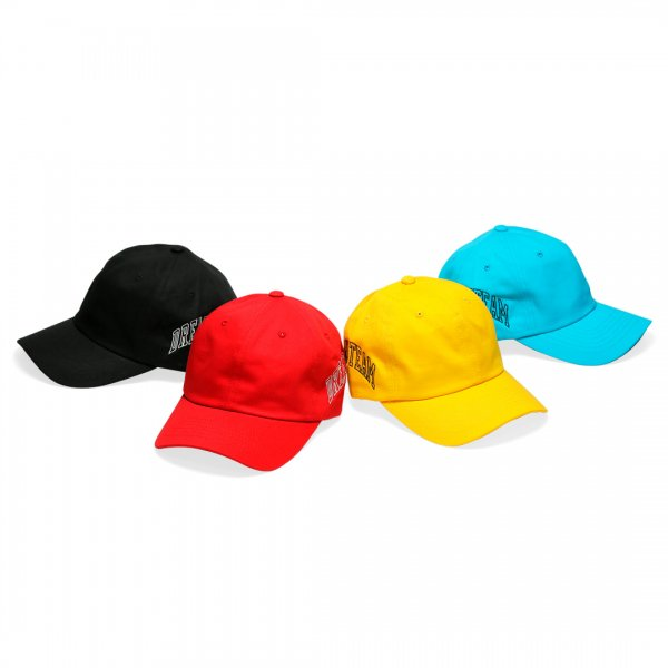 Arch Side Logo 6panel Cap