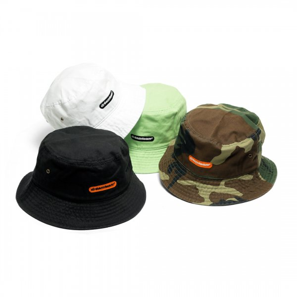 dreamteam Basic Logo Bucket Hat