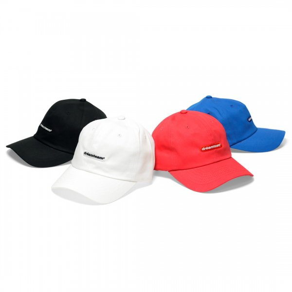 dreamteam Basic Logo 6panel Cap