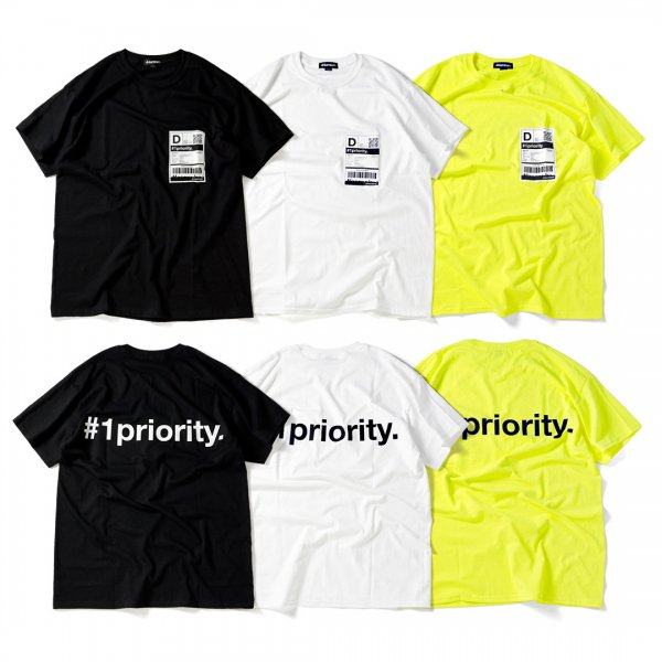 #1priority. T-Shirts
