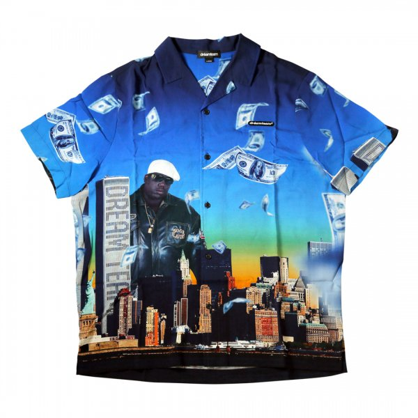 King of New York Short Sleeve Shirts