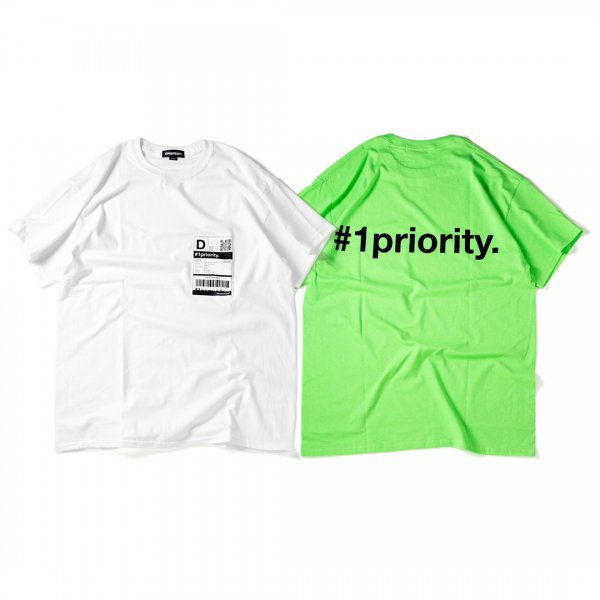#1priority. T-Shirts<br>【New Color & Restock】
