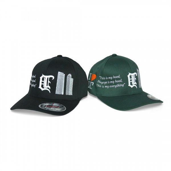 I Love DT Flex Fit Cap<br>【New Color & Restock】