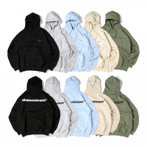 dreamteam Logo Hooded Pullover