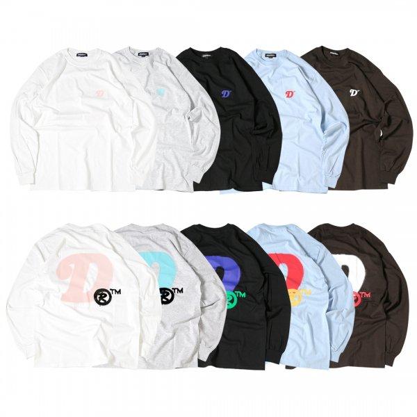 D Registerd TM Long Sleeve T-Shirts