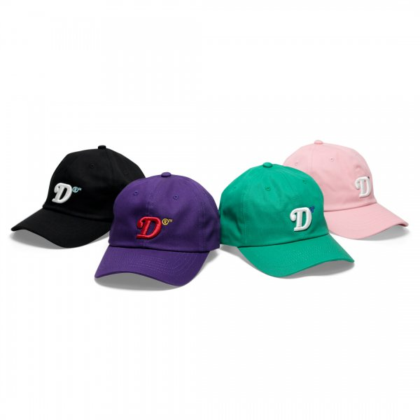 D Registerd TM 6panel Cap