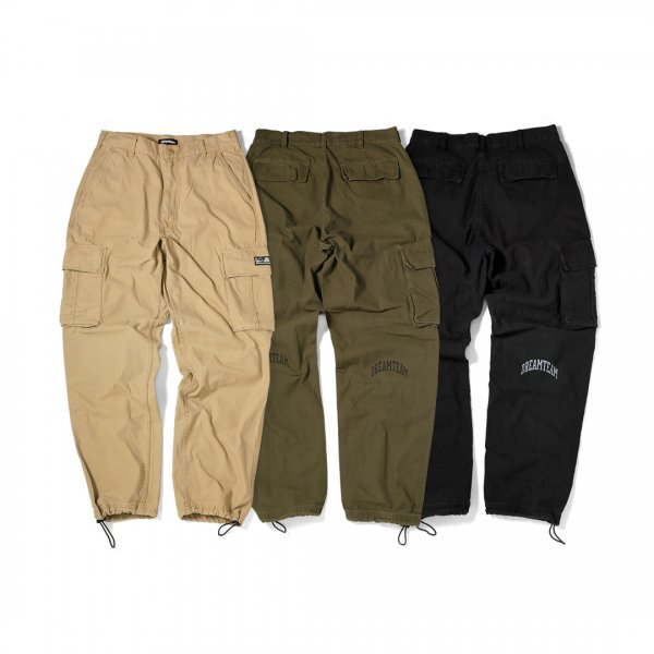 dreamteam Arch Logo Cargo Pants