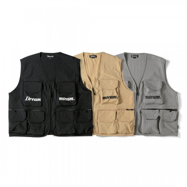 dreamteam Work Vest