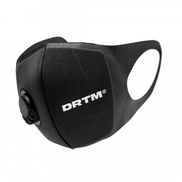 DRTM Logo Face Mask