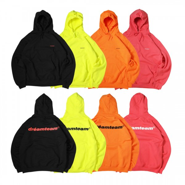 dreamtem Logo Hooded Pullover [New Color]