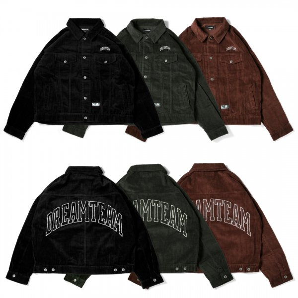 dreamtem Corduroy Trucker Jacket