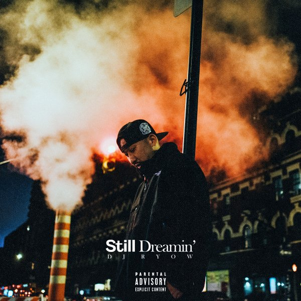 DJ RYOW 12th Album「Still Dreamin'」通常盤CD