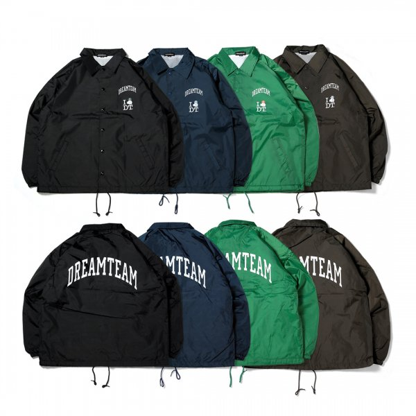 Arch Logo Coach Jacket