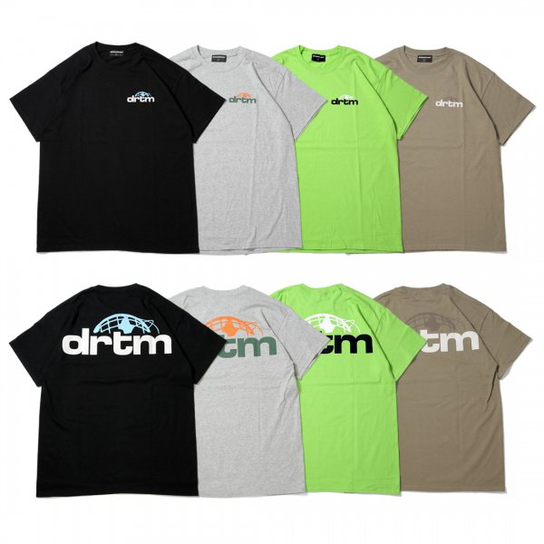 drtm World Logo T-Shirts