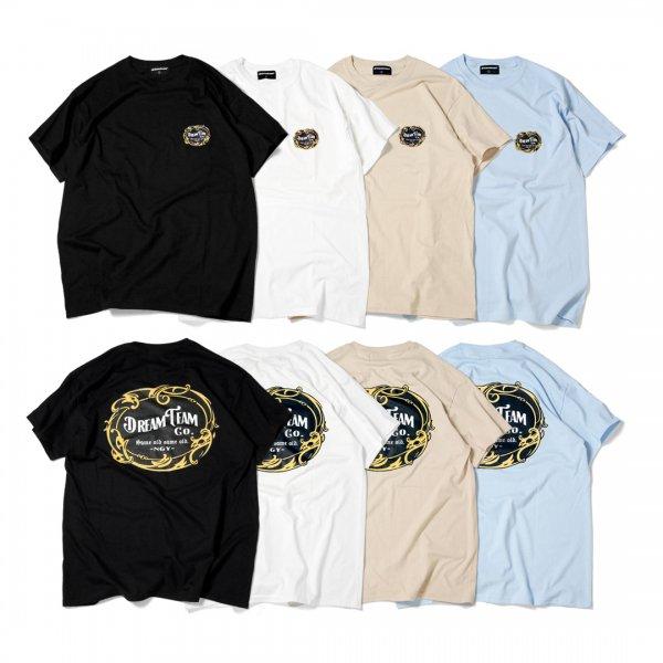 DREAMTEAM Emblem Logo T-Shirts
