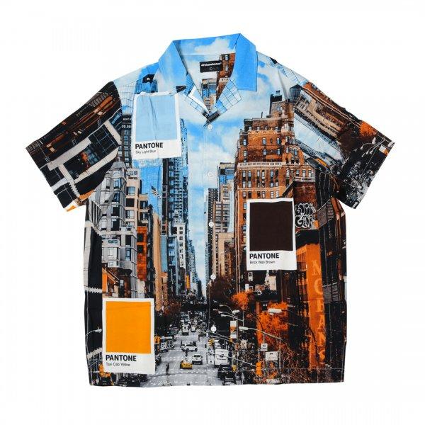 Pantone City Short Sleeve Shirts