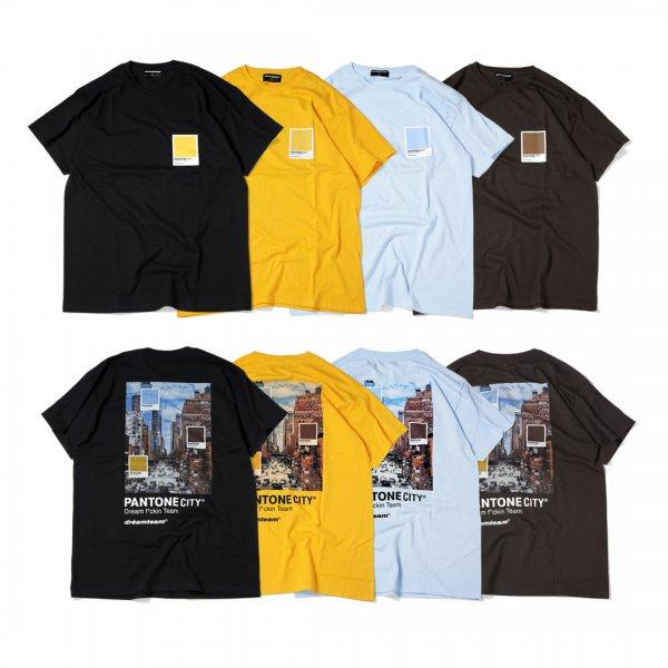 Pantone City T-Shirts