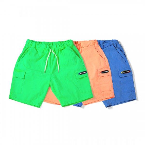dreamteam Oval Logo Color Shorts