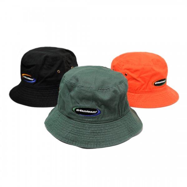 dreamteam Oval Logo Bucket Hat