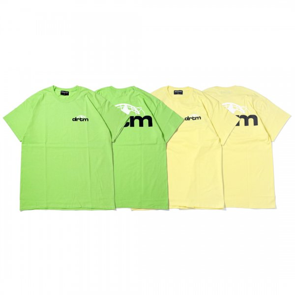 DT-566 : drtm World Logo T-Shirts<br>【Restock & New Color】