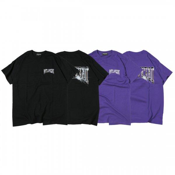 DREAMTEAM Chrome Logo T-Shirts<br>【Restock & New Color】