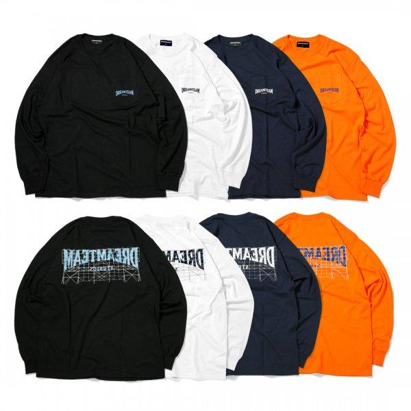 DreamTeam Studios Long Sleeve Pocket T-Shirts