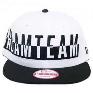 "DREAM TEAM x NEW ERA / ""CUBE"" SNAPBACK"