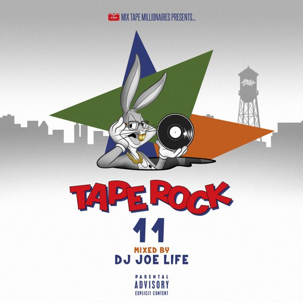 DJ JOE LIFE / TAPE ROCK 11