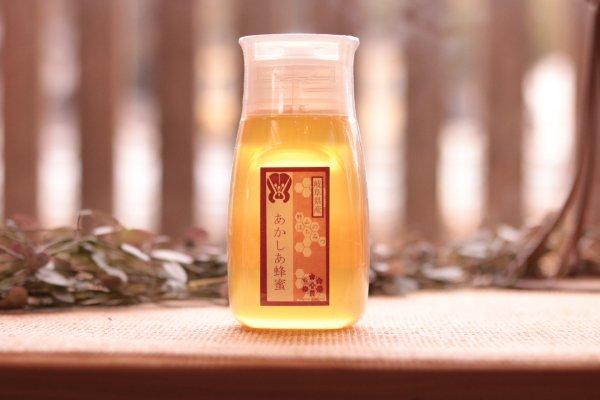 岐阜県(東濃産)あかしあ蜂蜜300g野山のはちみつ