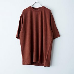 <img class='new_mark_img1' src='https://img.shop-pro.jp/img/new/icons38.gif' style='border:none;display:inline;margin:0px;padding:0px;width:auto;' />AURALEE/STRETCH LINEN JERSEY TEE(MEN)