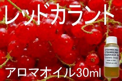 レッドカラント アロマオイル30ml【a895】