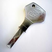 メーカー純正 台鍵/ドアキー ZEROKEY (ゼロキー) スロット用です。