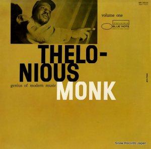 セロニアス・モンク - セロニアス・モンク第1集 - NR-8836