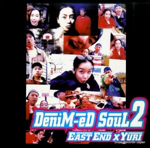 EAST END X YURI - denim-ed soul 2 - 28FR-39