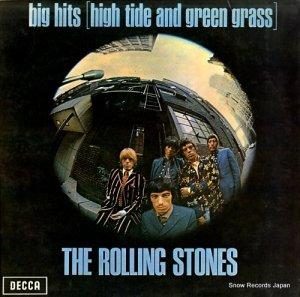 ザ・ローリング・ストーンズ - big hits (high tide and green grass) - TXS101