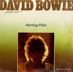 デビッド・ボウイ - starting point - LC50007
