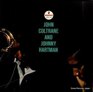 ジョン・コルトレーン&ジョニー・ハートマン - john coltrane and johnny hartman - AS-40