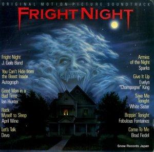 サウンドトラック - fright night - SZ40087