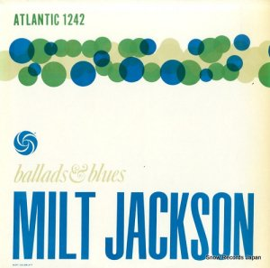 ミルト・ジャクソン - バラッズ&ブルース - P-4578A