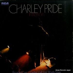 チャーリー・プライド - charley pride in person - ANL1-0996